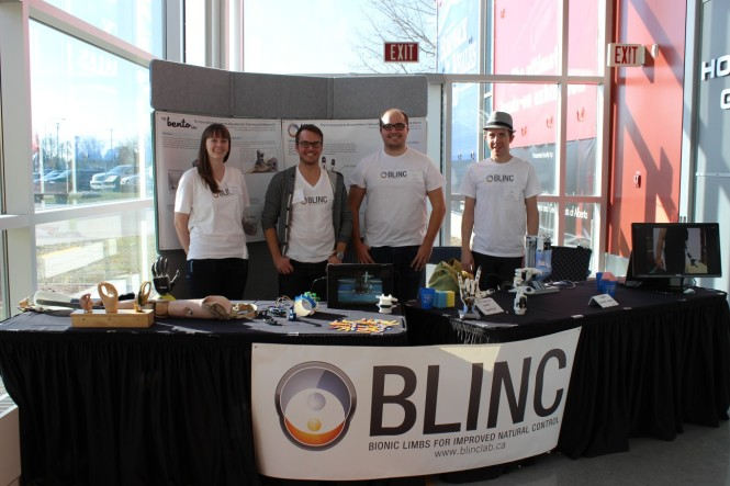 BLINC Booth